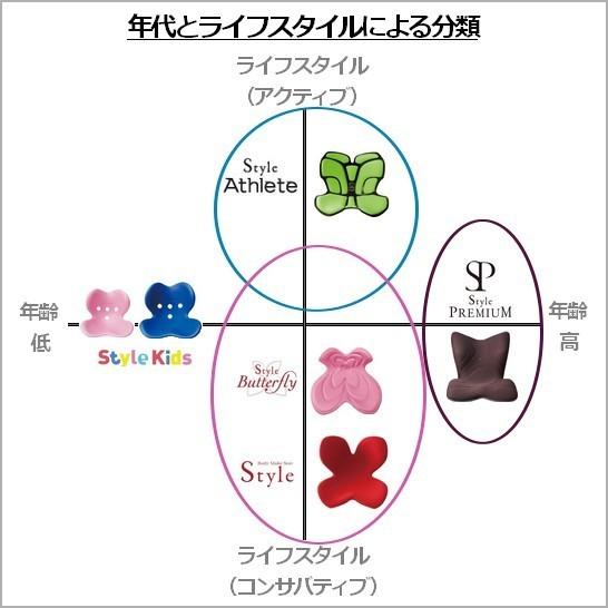 styleの比較・分類